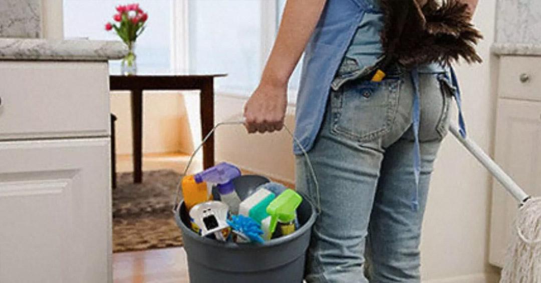 Los trabajos de las mujeres en el hogar representan casi la cuarta ...