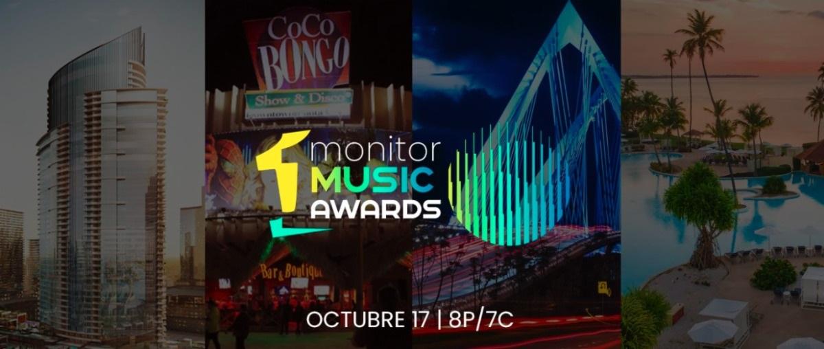 Boza, Camilo, Nodal, Grupo Firme, Lunay, Natti Natasha y Rauw Alejandro, invitados al Monitor Music Awards   Billie Parker Noticias
